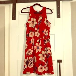 Market & Spruce Floral Dress